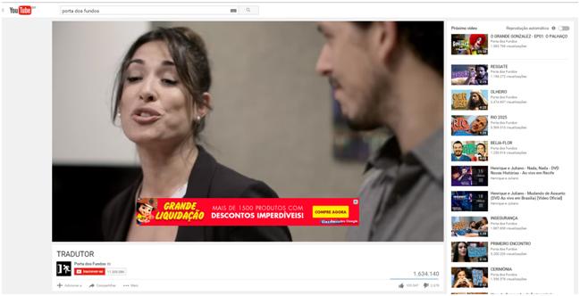 Adsense no Youtube