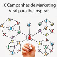 10 Campanhas de Marketing Viral para lhe Inspirar