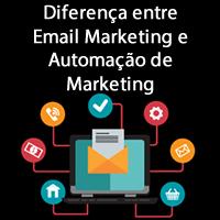 Diferença entre Email Marketing e Automação de Marketing