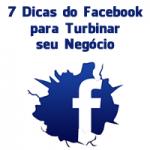 7 Dicas do Facebook para Turbinar seu Negócio