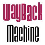 Máquina do Tempo da Internet – Veja como seu site era – Wayback Machine