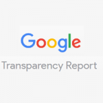 O que é o Google Transparency Report