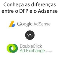 Conheça as diferenças entre o DFP e o Adsense