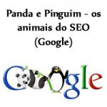 Panda e Pinguim – os animais do SEO (Google)