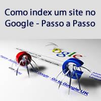 Como index um site no Google - Passo a Passo