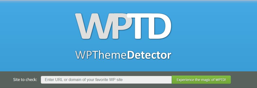 WPThemeDetector - Descobrir plugins e temas dos concorrentes - WordPress