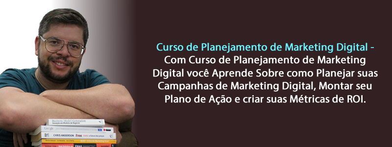 Banner - Curso de Planejamento de Marketing Digital