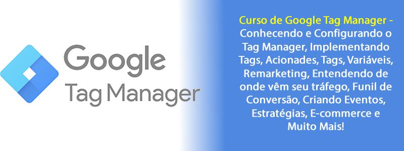 Curso de Google Tag Manager - Online