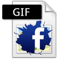 Como configurar seu perfil do Facebook como um GIF animado