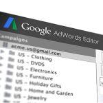O que é o AdWords Editor?