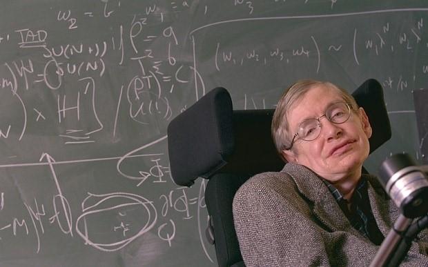 Professor Stephen Hawking - Inteligência Artificial