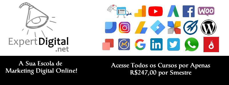 Escola de Marketing Digital - R$247