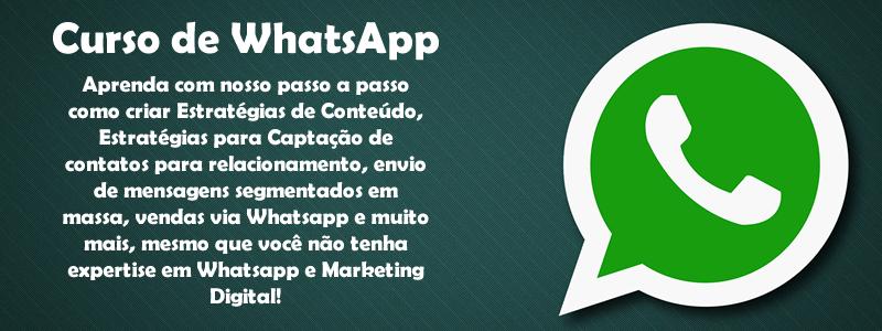 Curso de Whatsapp Online
