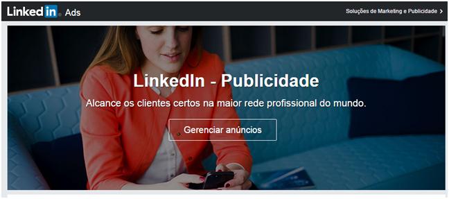 Campanha - Linkedin Ads