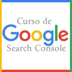 Curso Search Console - R$ 199,00