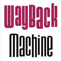 Máquina do Tempo da Internet – Veja como seu site era - Wayback Machine