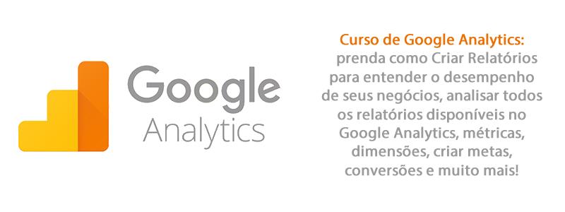 Curso de Google Analytics - Novo